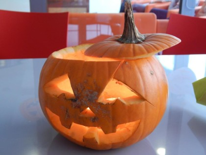 Warsztaty Halloween