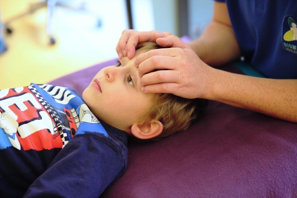 masaż czaszkowo-krzyżowy