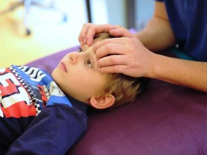 Konsultacje z terapii czaszkowo-krzyżowej