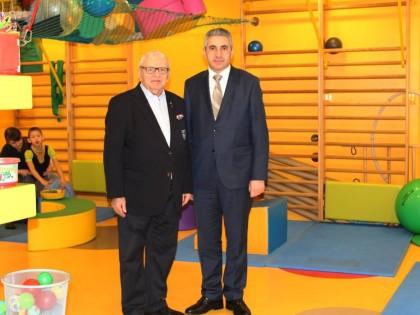 Wizyta Ambasadora Armenii