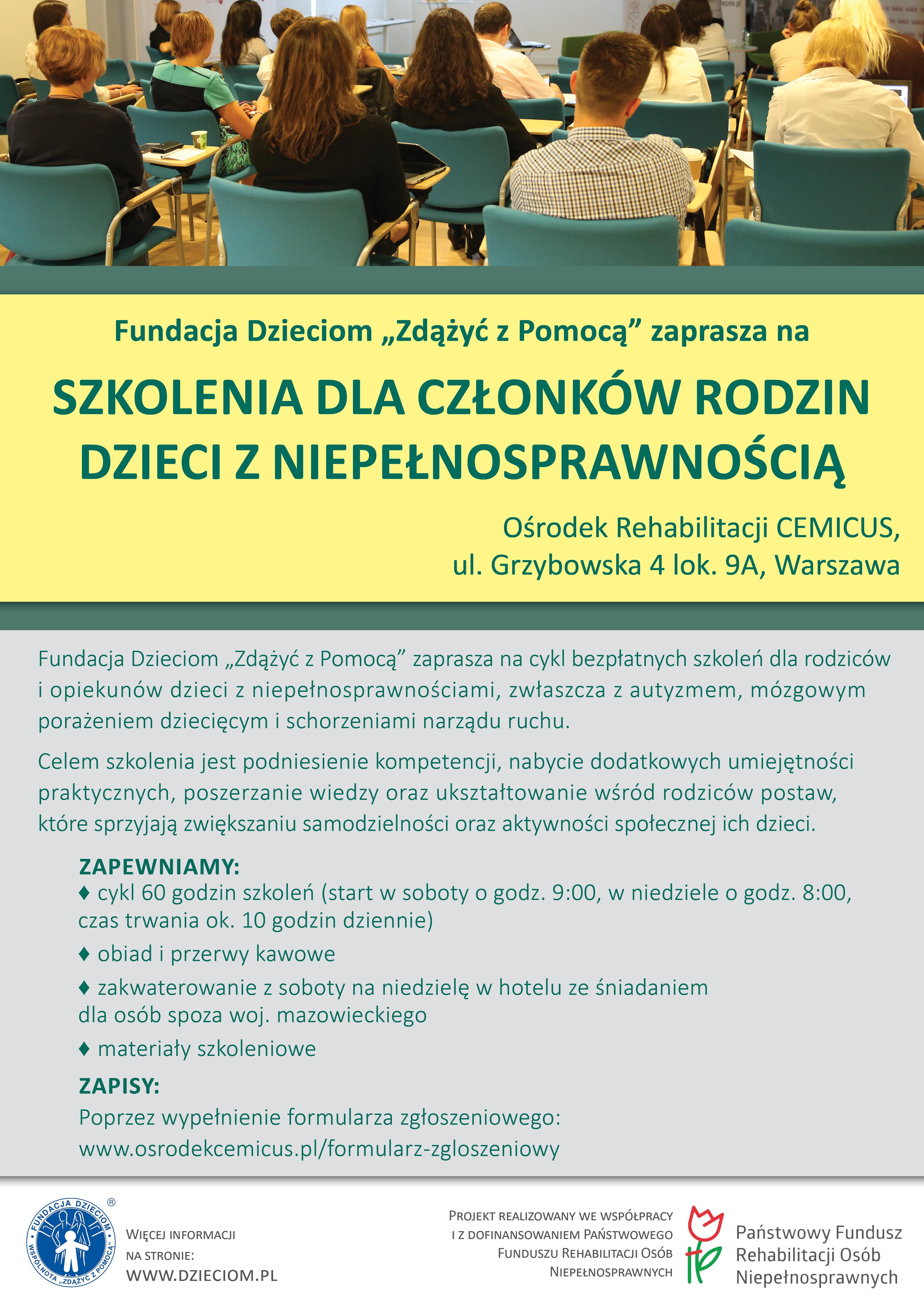 Plakat_pfron_szkolenia