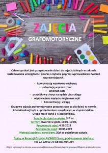 zajęcia grupowe wrzesien 2018 grafomotoryka-1