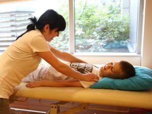 Konsultacje z terapii taktylnej